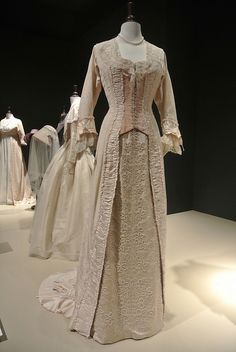 The Portrait of a Lady (1996) Costume designed by Janet Patterson, worn by Nicole Kidman as Isabel Archer.