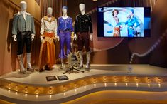 ABBA The Museum is a highly interactive journey through one of the greatest pop careers in musical history.