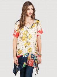 Adisa Tunic - Plus Size