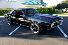 1968 PONTIAC FIREBIRD TRANS-AM