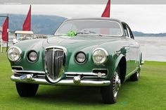 1952 Lancia Aurelia GT Coupe (Boano-Ghia) - (s/n B20 1072)