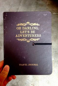 adventure journal  #lookinglikeagapman