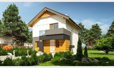 Case cu mansarda sub euro, pret la cheie - Case practice Free Floor Plans, Free House Plans, One Story Homes, House Blueprints, Design Case, Home Fashion, Stairways, Beautiful Homes, Layout