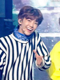 [160923] Music Bank - Chewing Gum ; Jaemin
