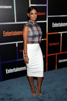 Rocsi Diaz Photos Photos - TV personality Rocsi Diaz attends Entertainment Weekly's Annual Comic-Con Celebration at Float at Hard Rock Hotel San Diego on July 26, 2014 in San Diego, California. - Entertainment Weekly's Annual Comic-Con Celebration - Arrivals