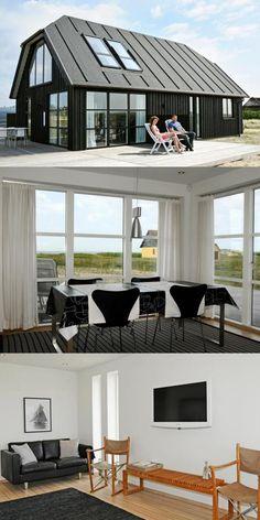Amalie loves Denmark Design-Ferienhaus an der Nordseeküste in Dänemark