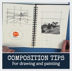 Video lesson from Rob Dudley to help you improve your painting composition choices