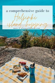 Do you want to have the most amazing day on your Helsinki visit? Then you must do this Helsinki island hopping tour! Read this for how to make it happen! #helsinki #finland #suomi #travel Portugal, Destinations, Voyage Europe, Archipelago, Helsinki, Bucket Lists, Day Trips, Travel Guides, Fun Activities