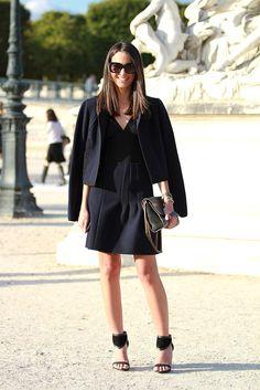 Street style Paris SS15