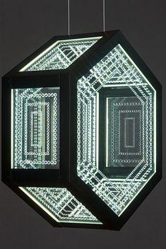 Hexagon Chandelier