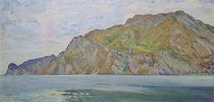 Koloman Moser - lake Garda 1912