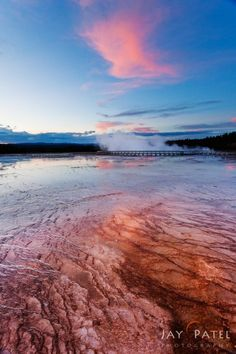 YellowStone #Photography @  www.jaypatelphotography.com/photography/photo-of-the-day/echoes-in-yellowstone