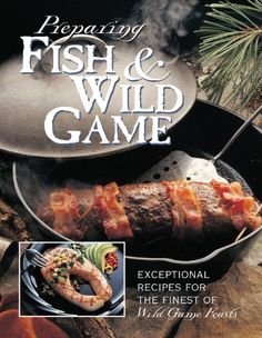 Preparing Fish & Wild Game: The Complete Photo Guide to Cleaning and Cooking Your Wild Harvest by Editors of Creative Publishing http://www.amazon.com/dp/086573125X/ref=cm_sw_r_pi_dp_5NqLtb1YV76N7KAS