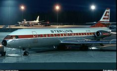 Sud SE-210 Caravelle 10B3 Super B - Sterling Airways | Aviation Photo #0276200 | Airliners.net