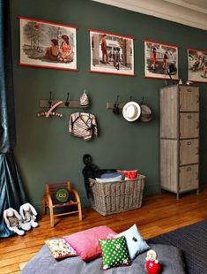 comment creer une chambre vintage pour bebe