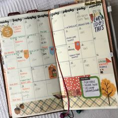 I would have never thought that I needed a monthly overview, but when I decided last month that I wouldn't use it, I actually went back an...