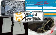 World Nomads travel insurance company name suggests false affiliation with nomadic travellers.