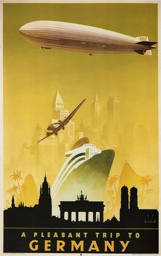 Jupp Wiertz. A Pleasant Trip to Germany. ca. 1936 by kitchener.lord, via Flickr