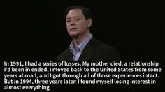 """Andrew Solomon's TED Talk """"Depression, the Secret We Share"""" is witty, poignant, and personal http://youtu.be/_N53Dd13yP8. Please pass this along! Thank you @Shira Leuchter Goldberg for alerting me to this talk. Pinned by www.drmelindadouglass.com 