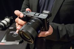 Sony announces Alpha 6500 Sony has announced the a6500, its top of the line APS-C E-mount mirrorless camera. It may look a lot like the a6300 but it's a higher spec (and more expensive) sister