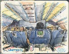 United SFO-LHR by Petescully