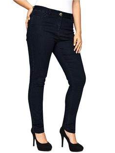 So Fabulous Curve Supersoft Skinny Jeans | very.co.uk