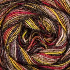 Lang Yarns Jawoll Magic 75% Virgin Wool, 25% Polyamide  4 Ply 437 yds