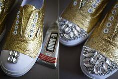 022944773a 26 Best glitter vans images