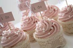 Wedding Shower Cupcakes