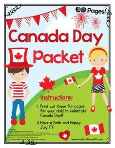 July is Canada Day! Celebrate Canada Day with your children or students and have some fun!Resources target a variety of skill areas with a fun Canada Day Theme!This is a 20 PAGE High Quality PDF Packet with a fun July Theme. Canada Day, Have Some Fun, Your Child, Ss, Target, Students, Activities, Children, Boys