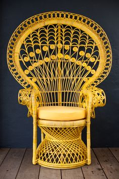 Five of the best: peacock chairs are back