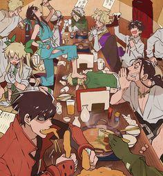 Drifters #Anime #Manga