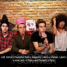 5 seconds of Summer facts