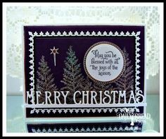 Our Daily Bread Designs Stamp Set: Joys Of the Season, Our Daily Bread Designs Custom Dies: Holy Night, Circles, Lavish Layers, Rectangles, Double Pierced Rectangles, Double Pierced Rectangles, Merry Christmas Border