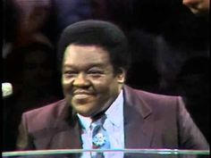Fats Domino--I hear you knocking - YouTube.  I noticed on one of his video's that he played a Baldwin piano.  They were made in my little town.