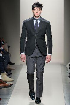 Bottega Veneta - Men Fashion Fall Winter 2012-13 - Shows - Vogue.it