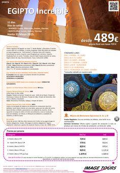Egipto Increible, 11 días de viaje hasta Mayo 2015 desde 489 €. ultimo minuto - http://zocotours.com/egipto-increible-11-dias-de-viaje-hasta-mayo-2015-desde-489-e-ultimo-minuto/