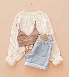 Cute Comfy Outfits, Cute Casual Outfits, Retro Outfits, Stylish Outfits, Teen Fashion Outfits, Cute Fashion, Outfits For Teens, Summer Outfits, Fashion Quiz