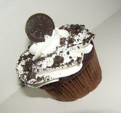 Oreo Cookie Cupkakes Pastel, Oreo, Bake Sale, Cakes And More, It's Your Birthday, How To Make Cake, Fun Desserts, No Bake Cake, Amazing Cakes