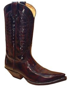 Sendra 2073 fuchsia Western Boots