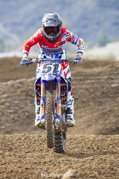 Justin Barcia JGR Yamaha