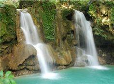 Mag-aso Falls   IN ANTEQUERA Bohol