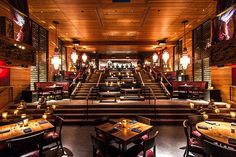Design After Dark: Global Nightclubs | TAO Downtown in New York City by Rockwell Group #design #interiordesign #interiordesignmagazine #restaurant #furniture #architecture