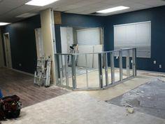Service bar frame is up Tear Down, Bar, Store, Frame, Home Decor, Homemade Home Decor, Tent, Shop Local, Larger