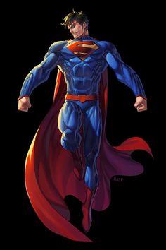 Justice League Superman by Haje714 on DeviantArt