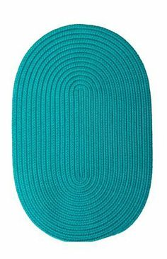 "Colonial Mills Boca Raton Br56 7'0"" x 7'0"" Turquoise Round Area Rug by Colonial Mills. $200.00. Boca Raton BR56 turquoise rug by Colonial Mills Inc Rugs is a braided rug made from synthetic. It is a 7 x 7 area rug round in shape. The manufacturer describes the rug as a turquoise 7'0"" x 7'0"" area rug. Buy discount rugs with Buy Area Rugs .com SKU br56r084x084