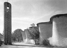 Iglesia de Atlantida, Uruguay, 1958, de Eladio Dieste