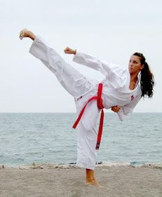 Martial Arts & Spirituality: Women and Martial Arts
