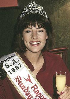 Wilma van der Bijl (Tapanlis ) - Miss South Africa 1987