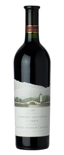 Number 12 on Wine Spectators Top 100 Wines of 2002! The 1999 Cabernet Sauvignon Reserve is selected from their finest Napa Valley vineyards, sites that yield complex, long-lived wines.